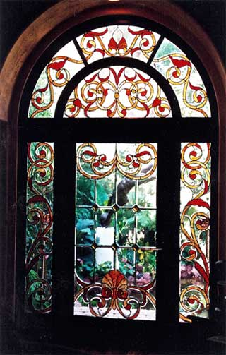 View Stained & Leaded Glass Work From Stained Glass Beverly Hills and Silva Glassworks